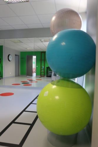 salle de sport cabinet médical
