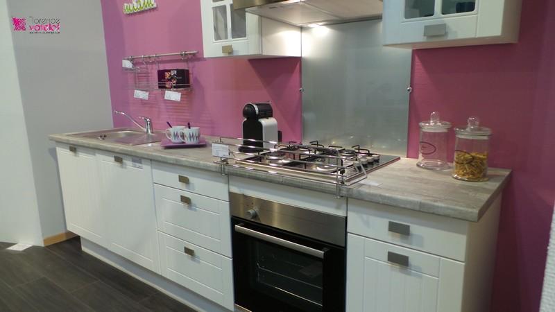 cuisine d'exposition décorée