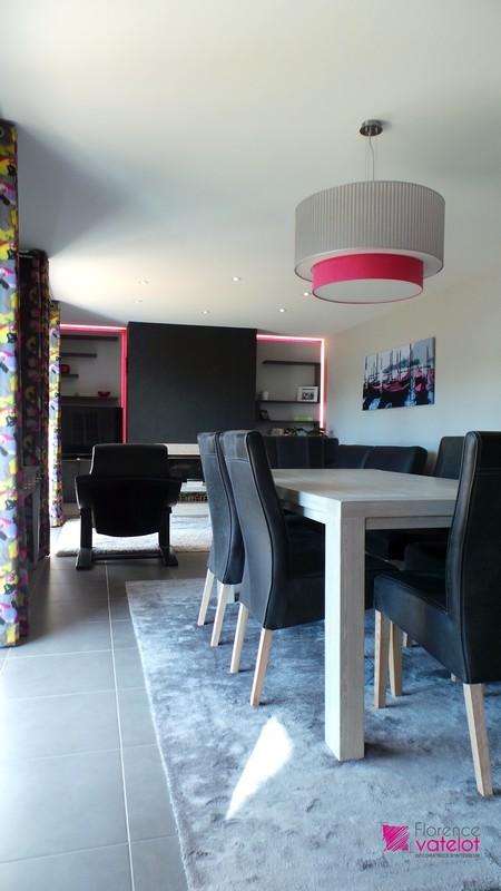 Décoration d\'une salon - salle à manger près de Dinan - Florence ...