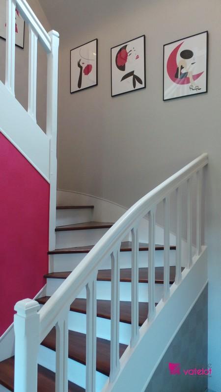 relooking escalier Dinan