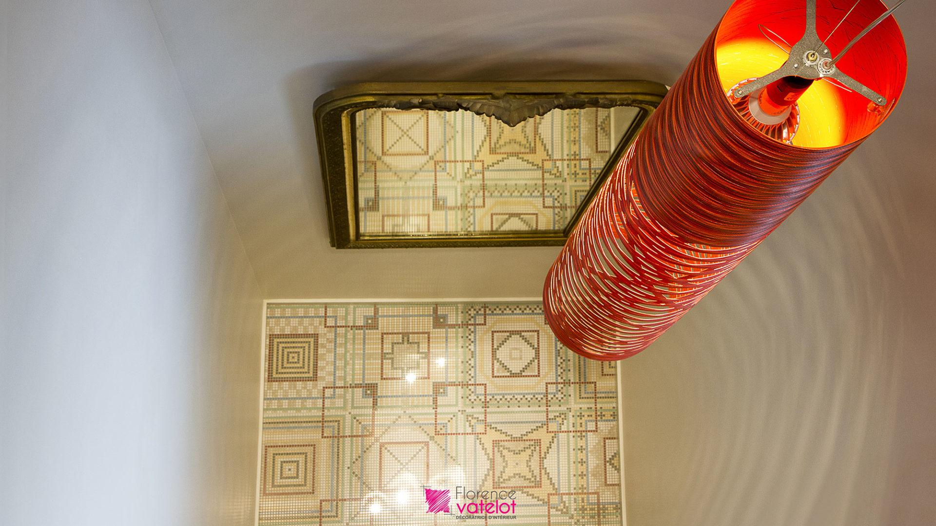 Décoration d'une maison par Florence Vatelot, Décoratrice UFDI à St Malo, Dinan, Dinard et Cancale (22)