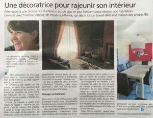Interview décoration d'intérieur Ile et vilaine