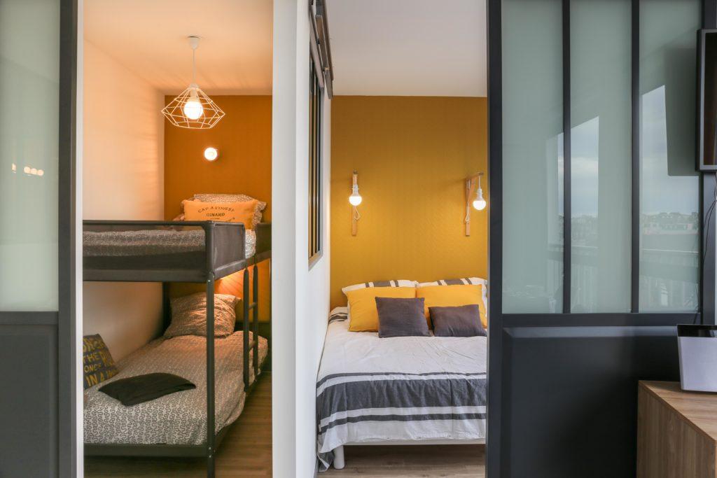 am nagement et d coration d 39 une location saisonni re dinard florence vatelot d coration d. Black Bedroom Furniture Sets. Home Design Ideas