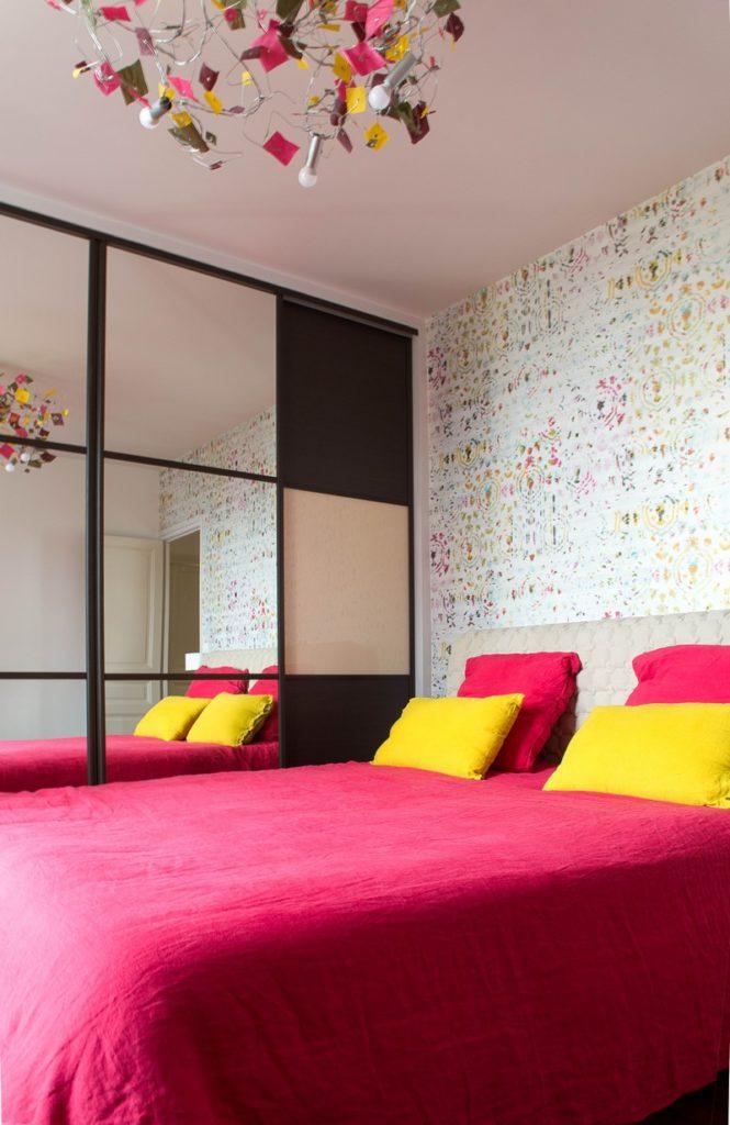 chambre chaleureuse florence vatelot d coration d. Black Bedroom Furniture Sets. Home Design Ideas