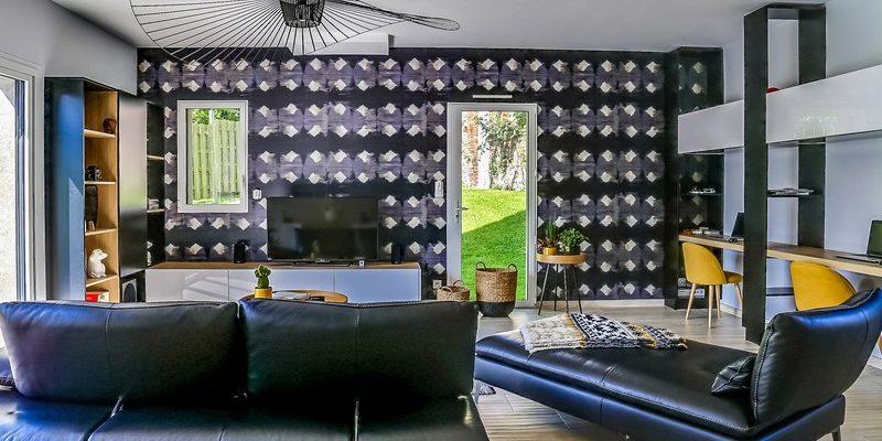 Decoration pièce à vivre