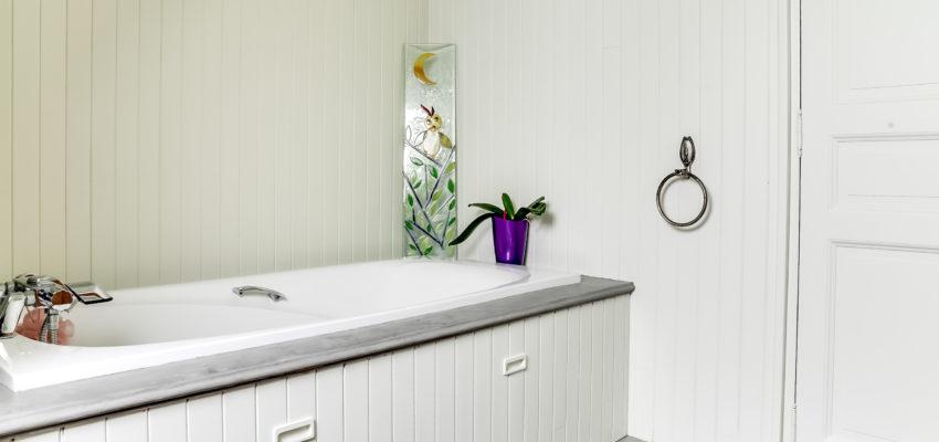 rénovation d'une salle de bain à saint malo