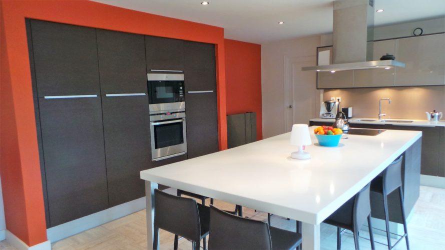Décoration d'intérieur Cuisine par Florence Vatelot, Décoratrice UFDI à St Malo, Dinan, Dinard et Cancale (22 et 35)