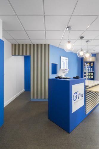 Rennes agencement de boutique par Florence Vatelot, Décoratrice UFDI à St Malo, Dinan, Dinard et Cancale (22 et 35)