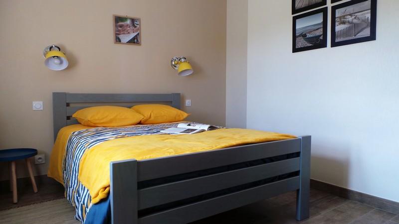 Décoration chambre gite par Florence Vatelot, Décoratrice UFDI à St Malo, Dinan, Dinard et Cancale (22 et 35)