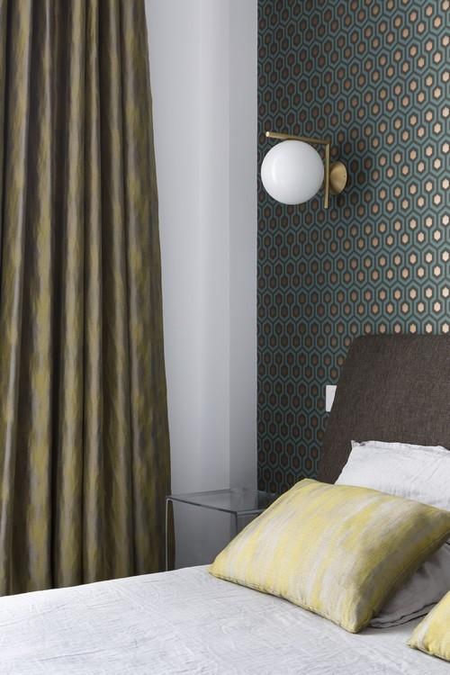 aménagement d'une chambre à Dinard 35