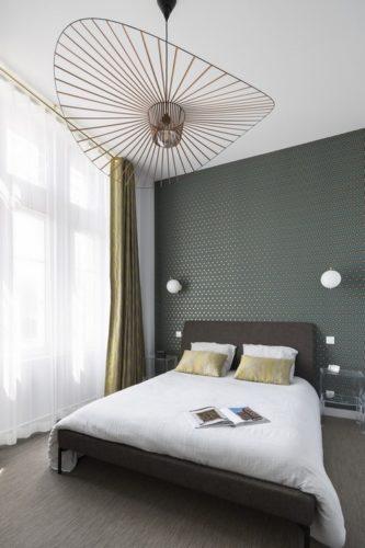Décoration chambre parentale à Dinard, par Florence Vatelot, Décoratrice UFDI à St Malo, Dinan, Dinard et Cancale (22)
