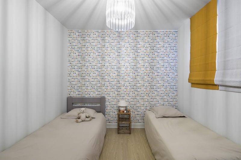 Décoration d'une chambre d'enfant à Dinard, par Florence Vatelot, Décoratrice UFDI à St Malo, Dinan, Dinard et Cancale (22)