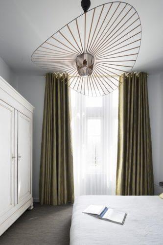 Dinard, décoration d'une chambre