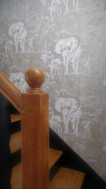 décoration saint malo cage escalier