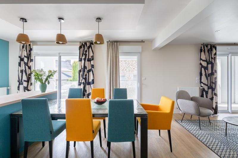 Agencement d'un appartement by Florence Vatelot décoratrice d'intérieur