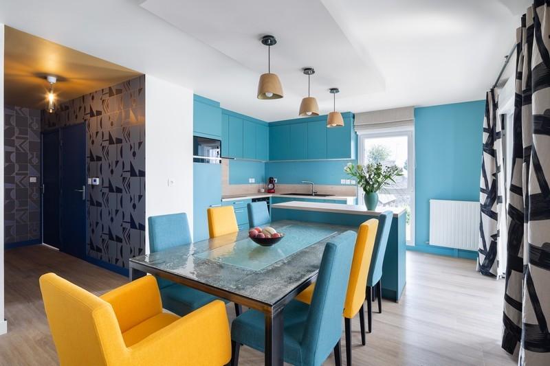 aménagement d'un appartement by Florence Vatelot Décoratrice