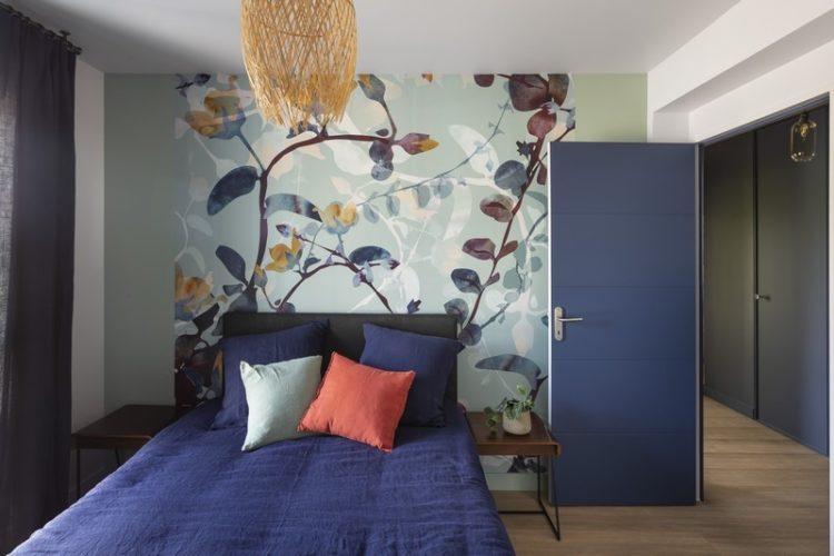 Florence Vatelot décoration d'une chambre