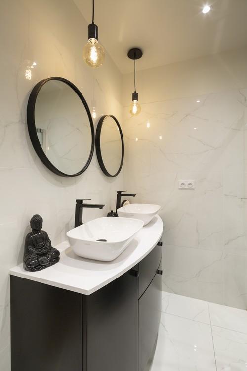 ST-MALO - agencement d'une salle de bain