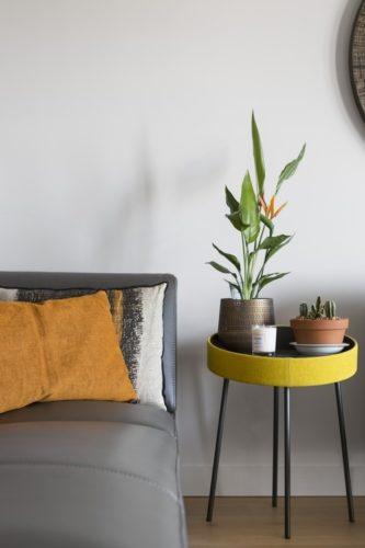 ST-MALO - décoration contemporaine pour ce salon
