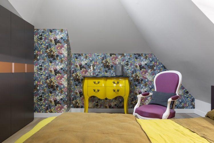 ST-MALO - Florence Vatelot décoratrice chambre