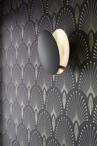 ST-MALO - wallpaper applique