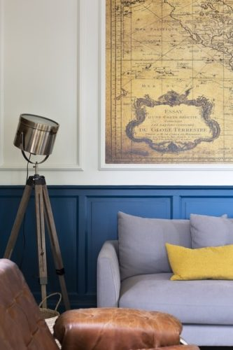 Dinard focus decoration maison location saisonniere