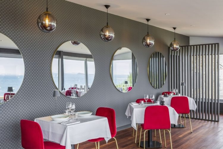amenagement et decoration restaurant st lunaire 35