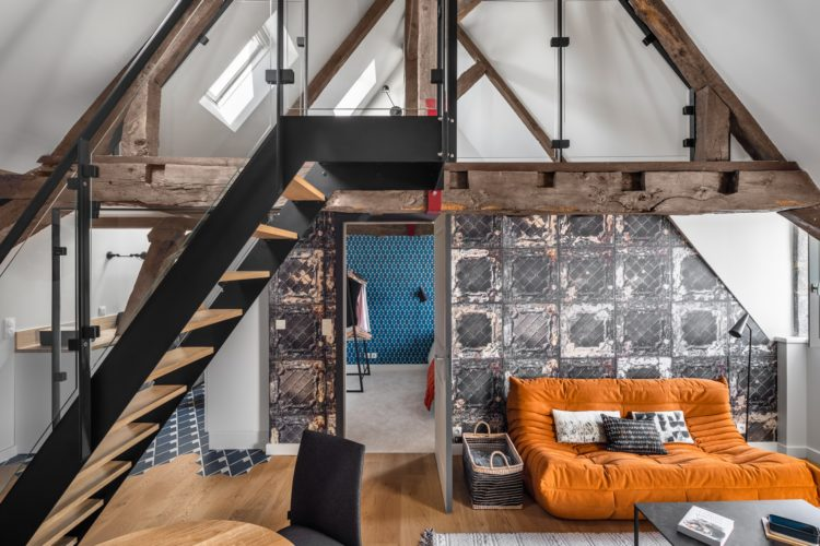 by Florence Vatelot agencement appartement