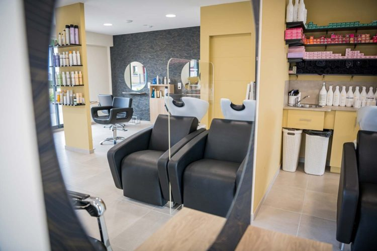 conseil decoration salon de coiffure st malo