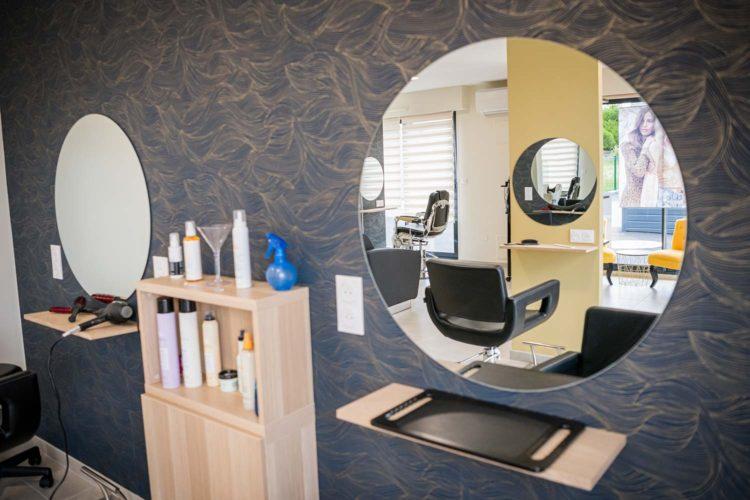 salon de coiffure coaching deco